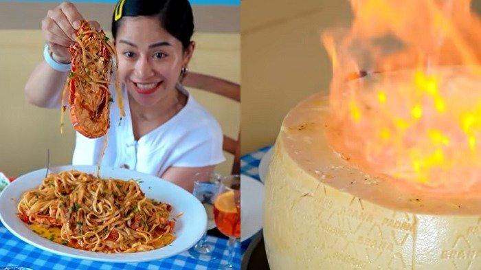 Bule Pria Buka Restoran di Kemang, Jual Makanan Italia dengan Cara Masak yang Unik