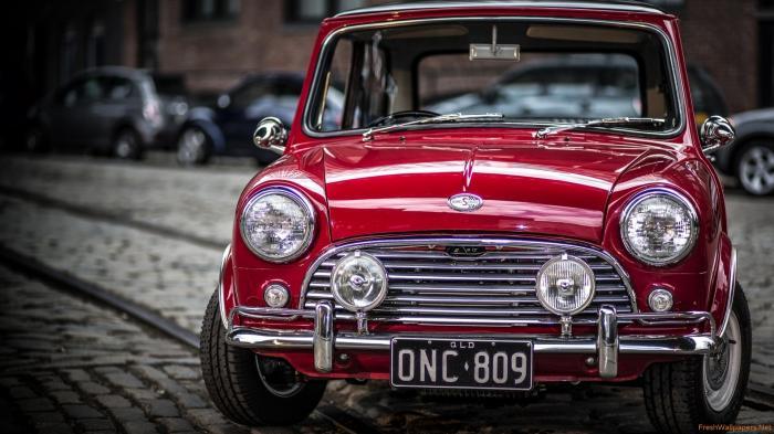 Mini Cooper Klasik Abis Inilah 3 Mobil Mini Yang Bisa Jadi