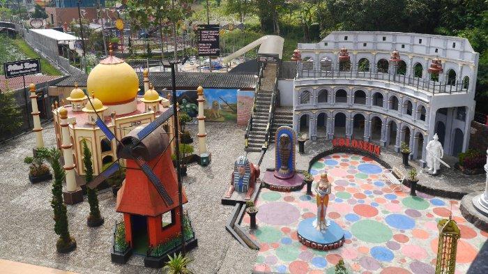 10 Tempat Wisata di Tawangmangu untuk Libur Akhir Tahun 2020, Mampir ke Bukit Sekipan