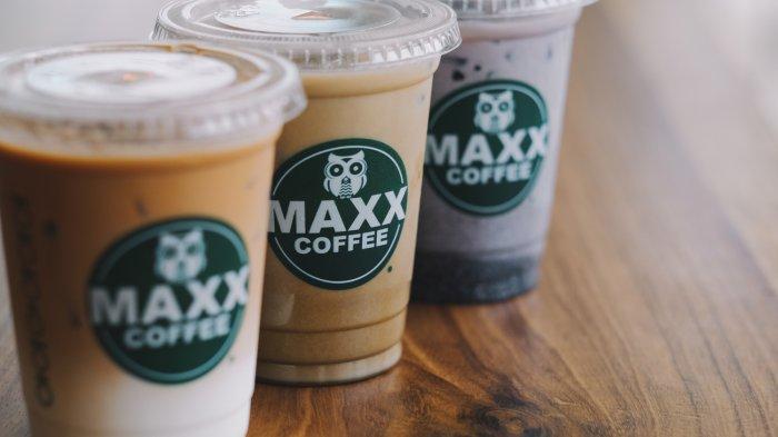 Serbu Outlet Maxx Corner Terdekat, Ada Minuman Gratis untuk Para Perempuan