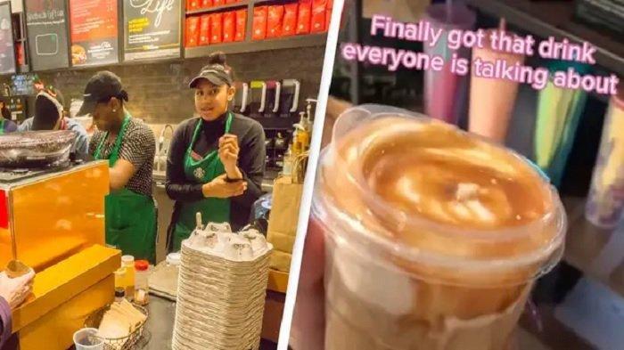 Minuman Modifikasi Starbucks Viral di TikTok, Banyak Dipesan hingga Buat Barista Kewalahan