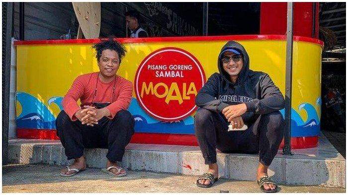 Arya Saloka Bisnis Pisang Goreng Sambal Bareng Arie Kriting, Berawal dari Jadi Tetangga