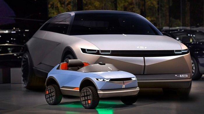 9800 Mobil Listrik Fitur Terbaik