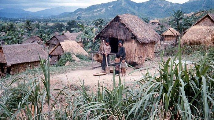Pria Ini Tinggal di Suku Terpencil hingga Usia 14 Tahun, Seperti Inilah Hidupnya