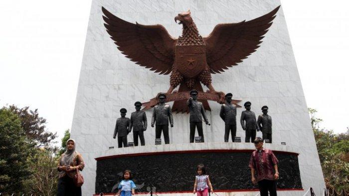Daftar Tempat Bersejarah 'Saksi Bisu' Peristiwa G30S hingga Nama Pahlawan Revolusi Indonesia