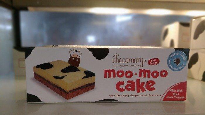Moo Moo Cake, Rabu (26/2/2020).