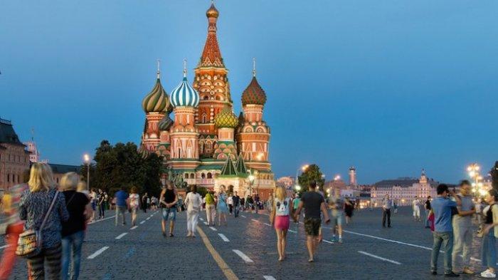 Moskow, Amsterdam, dan 6 Destinasi Populer di Dunia yang Dijuluki Kota Dosa