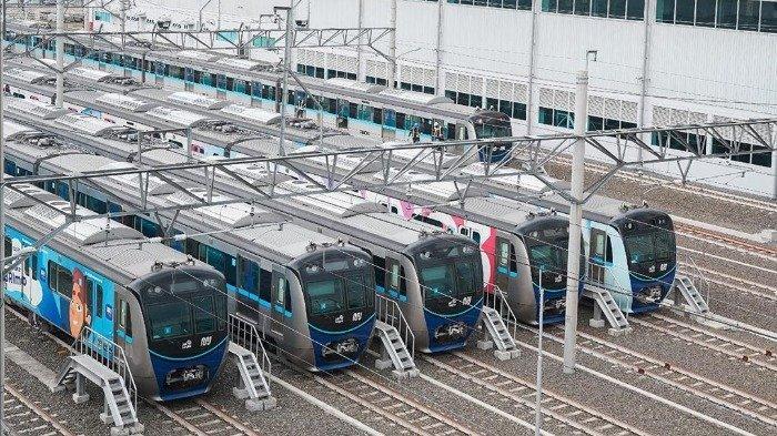 Mulai 16 Juli 2021, Pintu Masuk Stasiun MRT Haji Nawi dan MRT Setiabudi Astra Ditutup Sementara