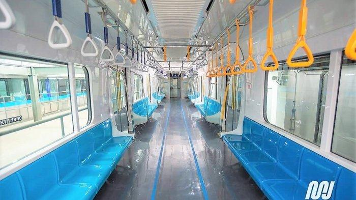 Selama Masa PSBB Transisi, Kereta Khusus Wanita di MRT Jakarta Ditiadakan