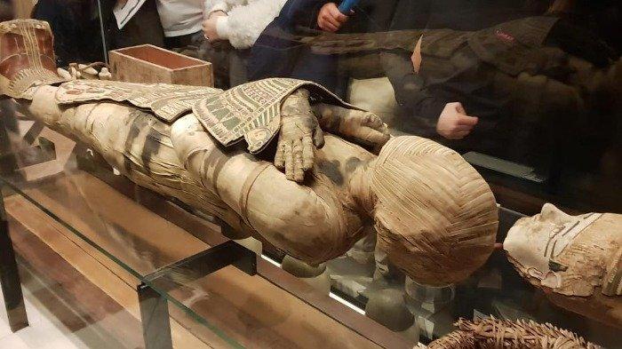 Bikin Arkeolog Terkejut! Mumi Mesir Kuno Ini Ternyata Dalam Keadaan Hamil