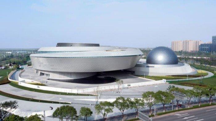 Museum Astronomi Terbesar di Dunia Akan Dibuka di Shanghai, Seperti Apa Ya?