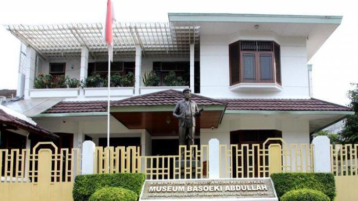 Museum Basoeki Abdullah di Jakarta Selatan