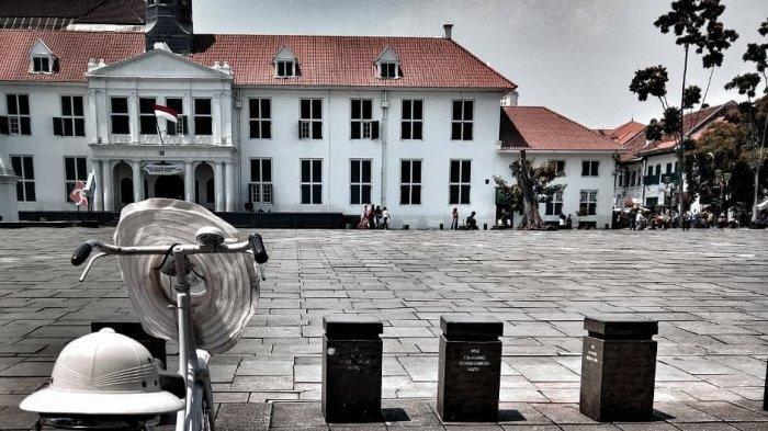 6 Tempat Wisata Instagramable Di Sekitar Kota Tua Jakarta Tribun Travel