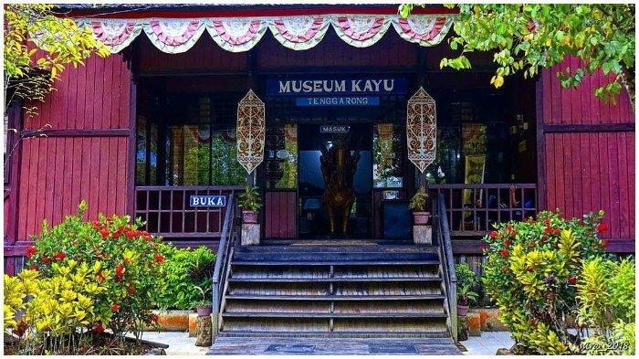 Melihat Koleksi di Museum Kayu Tuah Himba, Tempat Wisata di Kutai Kartanegara