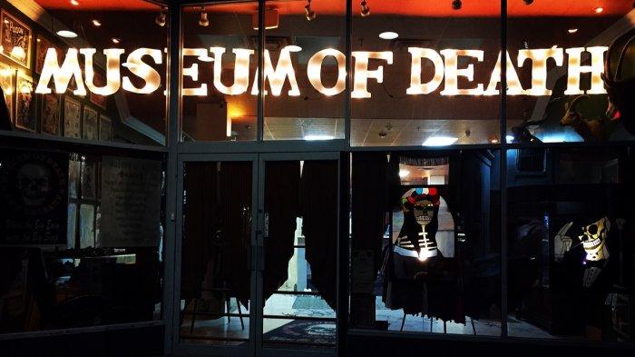 Museum of Death di New Orleans Memamerkan Beragam Artefak-Artefak yang Berkaitan dengan Kematian