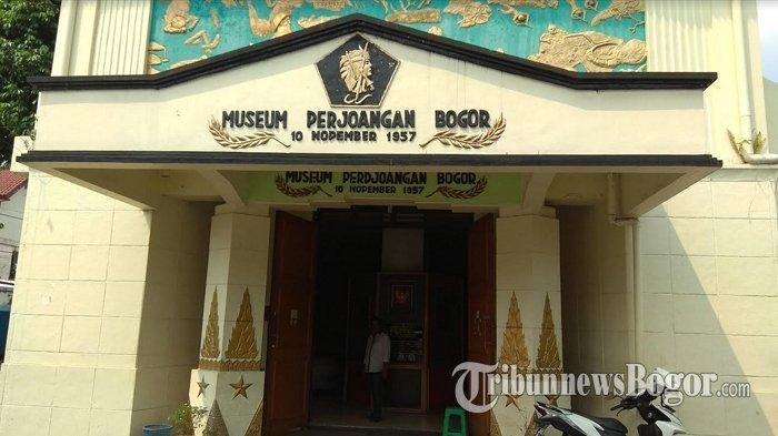 Museum Perjuangan Bogor, Wisata Sejarah Kemerdekaan Indonesia