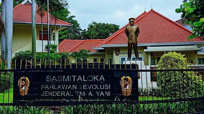 Potret Museum Sasmitaloka, Lokasi Jenderal Ahmad Yani Ditembak Saat Peristiwa G30S