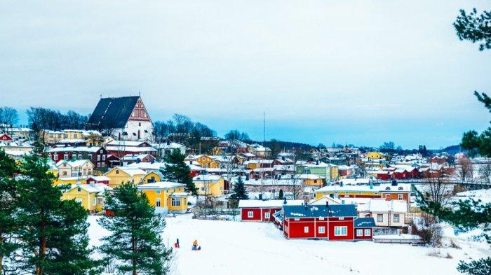 10 Fakta Unik Finlandia, Negara Paling Bahagia di Dunia yang Warganya Lebih Sering di Rumah