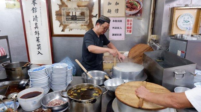 Cicipi Kuliner Halal di Taiwan, Datanglah ke Muslim Beef Noodles Restaurant