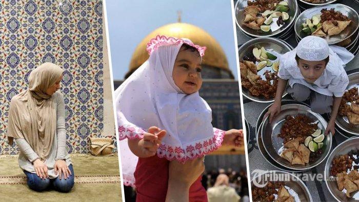 Ini 14 Foto Umat Muslim di Seluruh Dunia dengan Berbagai Aktivitas, Nomor 11 dan 13 Ada di Jakarta