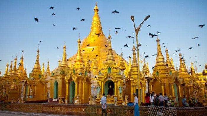 5 Hal yang Harus Dihindari Saat Traveling ke Myanmar, Termasuk Menggunakan Gambar Buddha