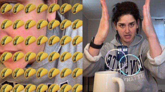 Myers mengaku dirinya mengalami kencan buruk dengan pria penyuka Taco ini.
