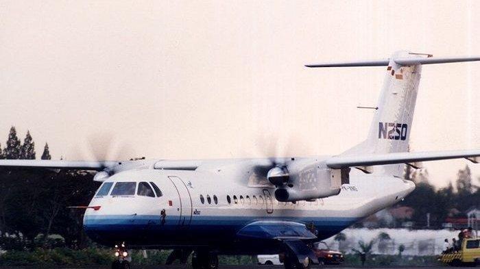 Deretan Foto Pesawat N250 Gatot Kaca, Pesawat Pertama Buatan Indonesia Karya BJ Habibie