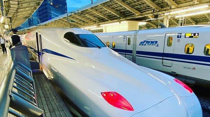 Jepang Luncurkan Kereta Cepat Baru, Diklaim Tahan Gempa