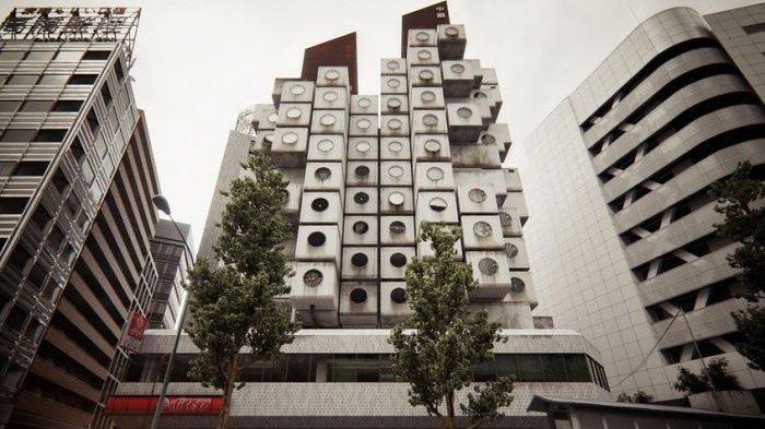 Dari Luar, Bangunan Ini Mirip Model Mesin Cuci, Begitu Masuk, Isi di Dalamnya Bikin Tercengang