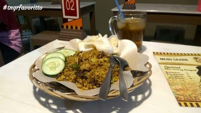 Warung Nasi Goreng Di Yogyakarta Ini Manfaatkan Tenaga Robot, Yuk Intip Keunikannya