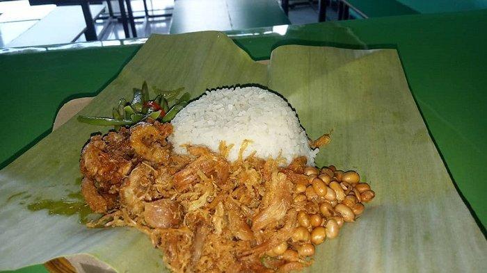 Nasi Balap Puyung Inaq Esun, kuliner khas Lombok.