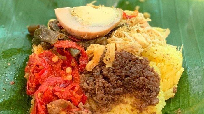 Fakta Unik Nasi Bogana, Hidangan Lezat Khas Cirebon yang Dijadikan Sebagai Media Sedekah