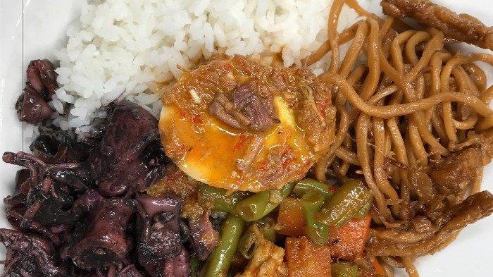 4 Nasi Campur di Malang, Jadi Favorit Wisatawan Buat Makan Malam