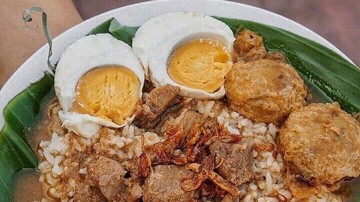 6 Kuliner Nasi Khas Nusantara untuk Menu Sahur Ramadan, Cobain Nasi Gandul hingga Nasi Langgi