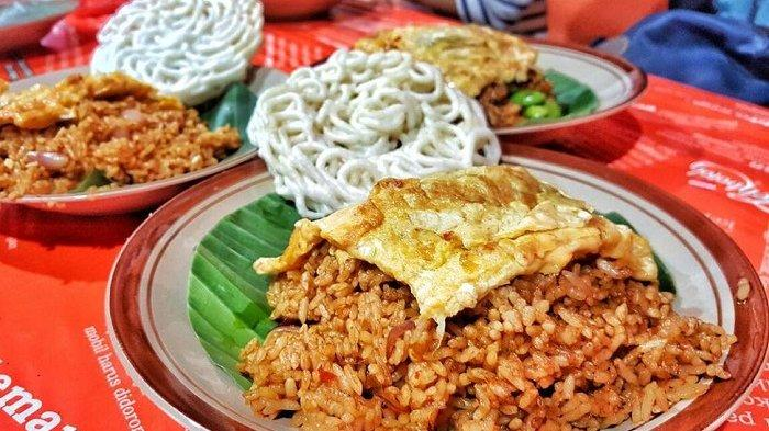 Nasi Goreng Pak Karmin Mberok, Kuliner Legendaris di Semarang Sejak 1971