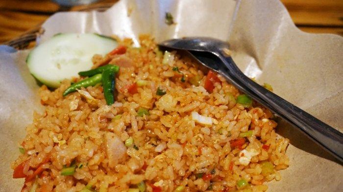 Ilustrasi nasi goreng Jawa
