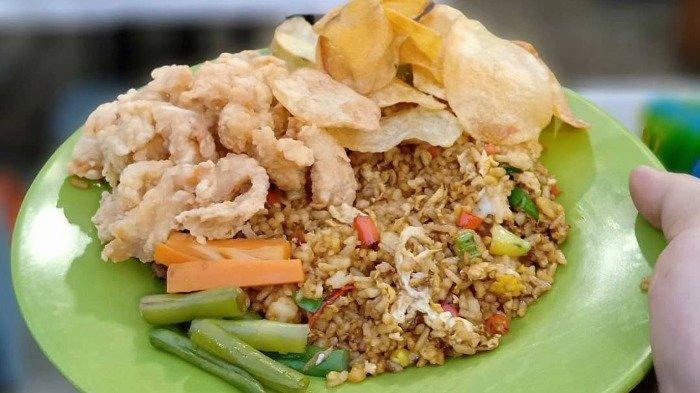 5 Nasi Goreng Enak di Jakarta Barat, Cobain Pedas, Gurih dan Manisnya Nasi Goreng Bistik Kang Ajie