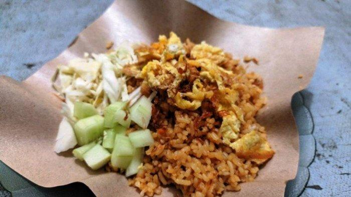 Nasi Goreng Murah Meriah di Pati, Harganya Cuma Rp 3.000 per Porsi