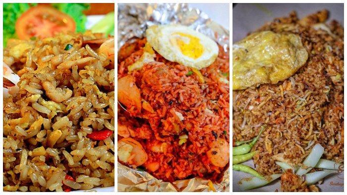 7 Nasi Goreng Enak di Surabaya, Coba Nasi Goreng Cumi Lada Hitam yang Jadi Idola