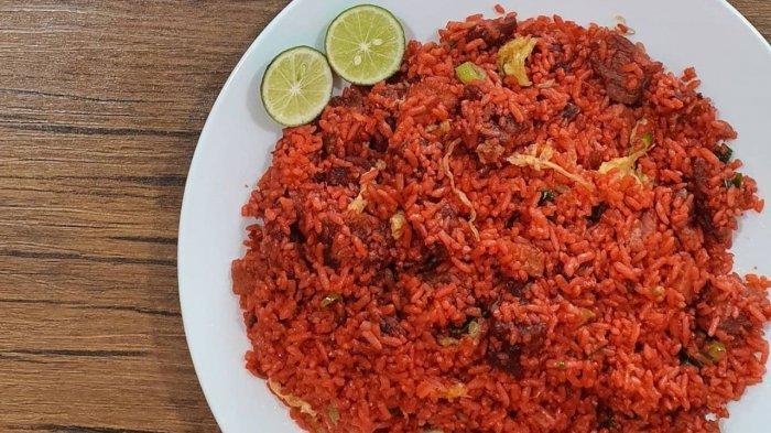 Nasi goreng merah Ai Ciak Makassar Restaurant