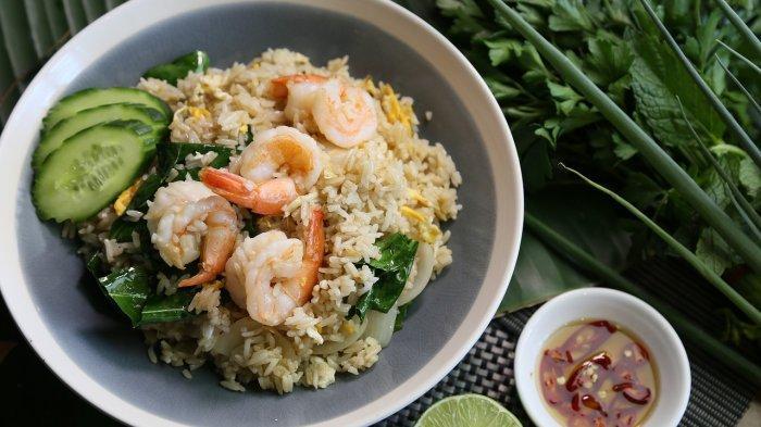 7 Menu Sahur Praktis dan Gampang Dibuat, Cobain Nasi Goreng Thailand yang Mengenyangkan