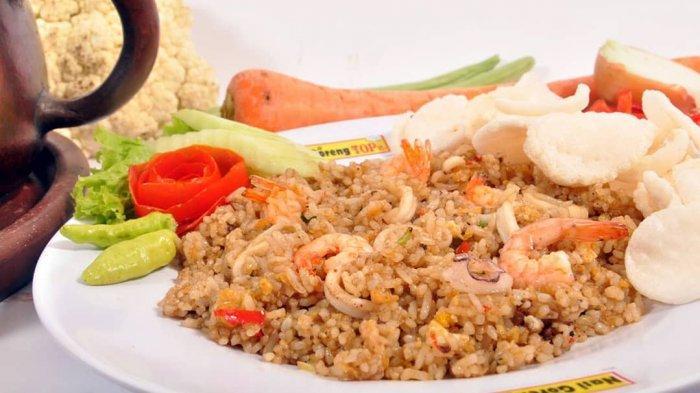 Nasi Goreng Top dan 6 Tempat Makan Nasi Goreng Enak di Kota Batu untuk Makan Malam