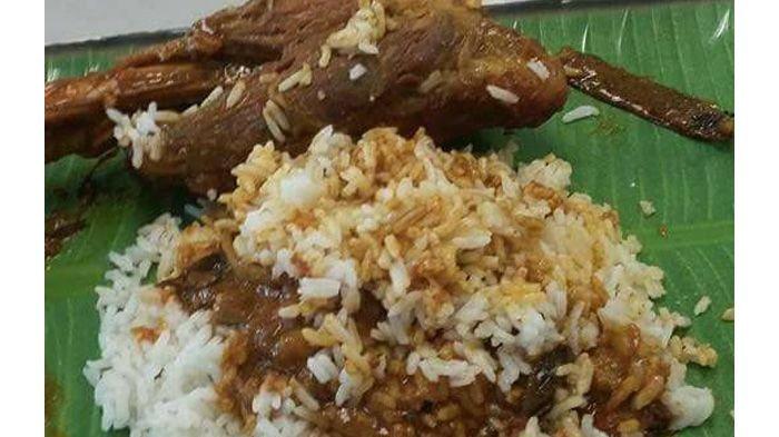 Cuma Nasi dan Sepotong Ayam, Warganet Dibuat Kaget Saat Lihat Harga Sebungkus Makanan Ini