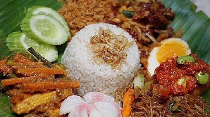 Nasi Kentut makanan khas Medan