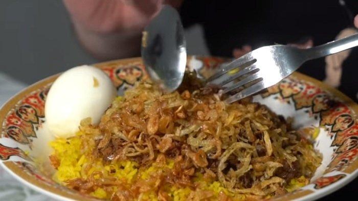 Sudah Ada Sejak Zaman Jepang, Ini Sajian Nasi Kuning Selamat Pagi yang Legendaris di Manado