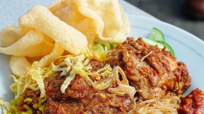 Nasi Kuning Pungkur dan Rekomendasi 4 Kuliner Malam di Bandung