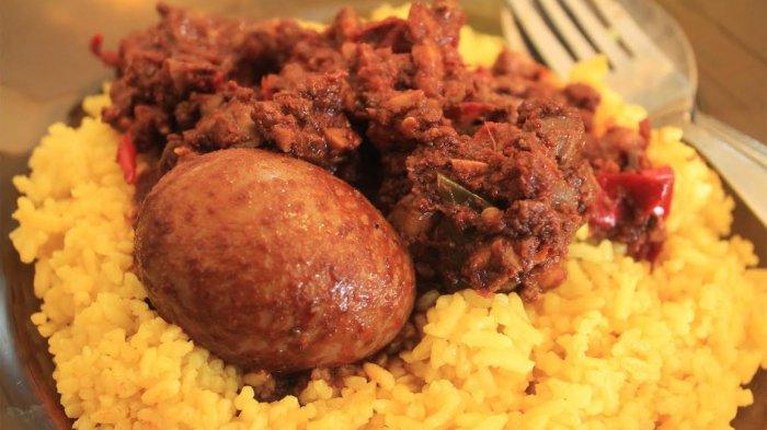 Tips Membuat Nasi Kuning yang Enak dan Pulen Menggunakan Rice Cooker, Cocok Jadi Menu Sarapan