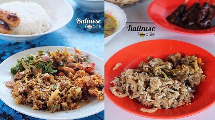 4 Nasi Lawar Halal Di Bali Ada Yang Terbuat Dari Daging Sapi Sampai Kambing Tribun Travel