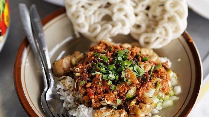 Nasi Lengko khas Indramayu