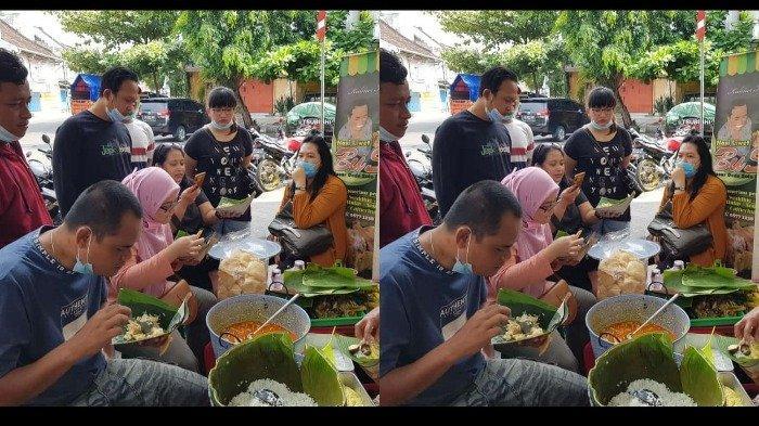 Nasi Liwet Bu Sri Pasar Gede Solo
